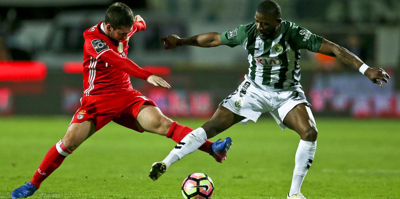 Vitória de Setúbal: Couceiro sem Arnold e Willyan para jogo com Feirense