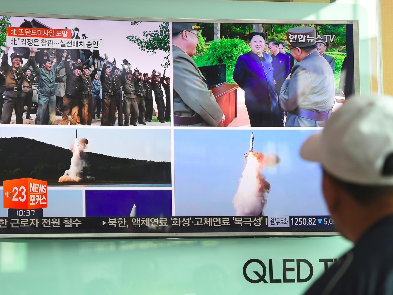 Coreia do Norte mostra fotos da Terra tiradas a partir do míssil lançado no domingo