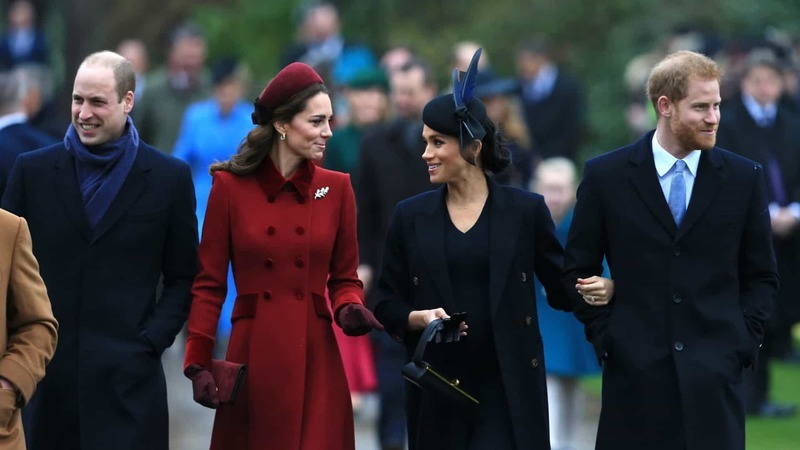 Harry e Meghan sentiram-se injustiçados com apoio dado a Kate Middleton