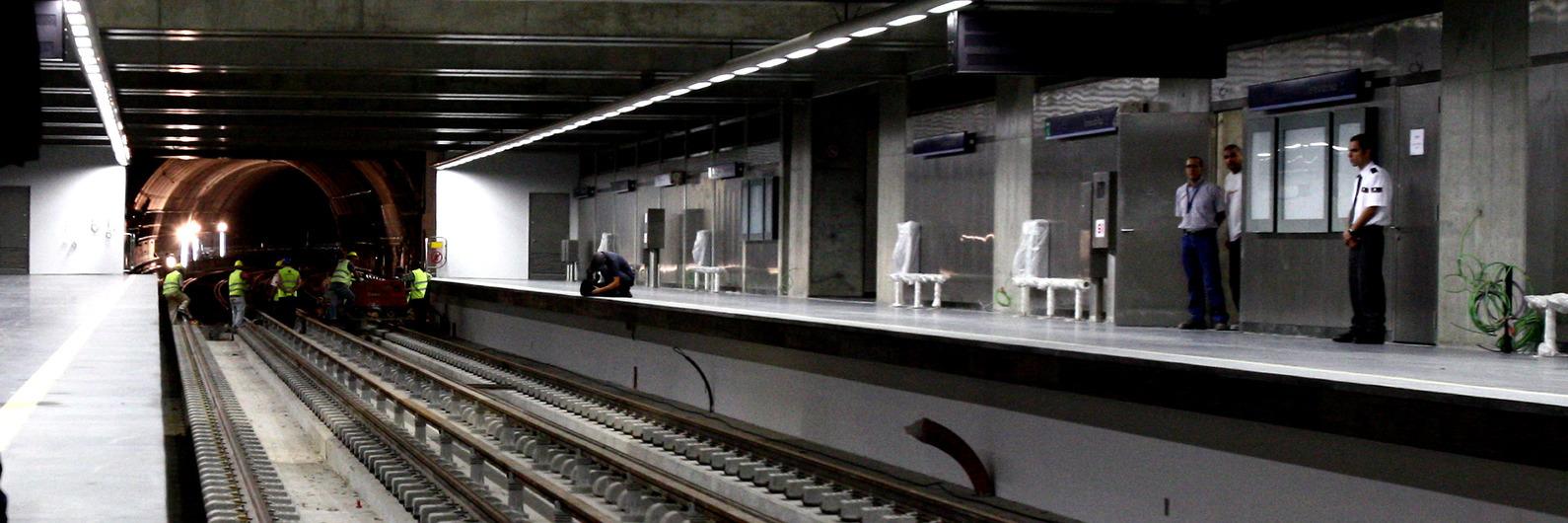 Web Summit: Metro de Lisboa cria passe especial e promete mais frequência e reforço de carruagens