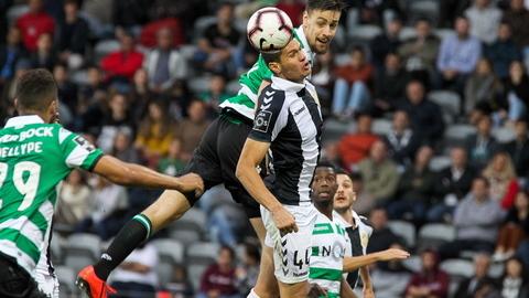 """Nuno Campos: """"A equipa está toda com o Costinha"""""""