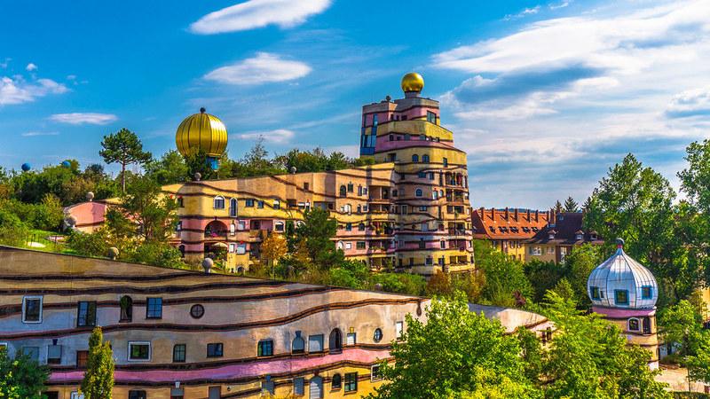 10 dos edifícios mais interessantes e originais da Europa