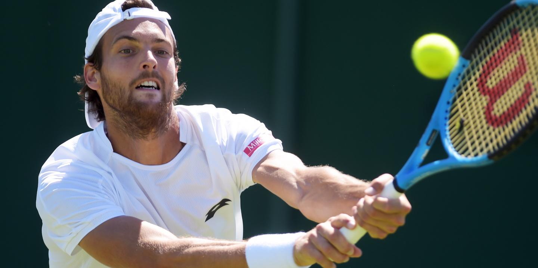 João Sousa eliminado na primeira ronda do torneio de ténis de Winston Salem