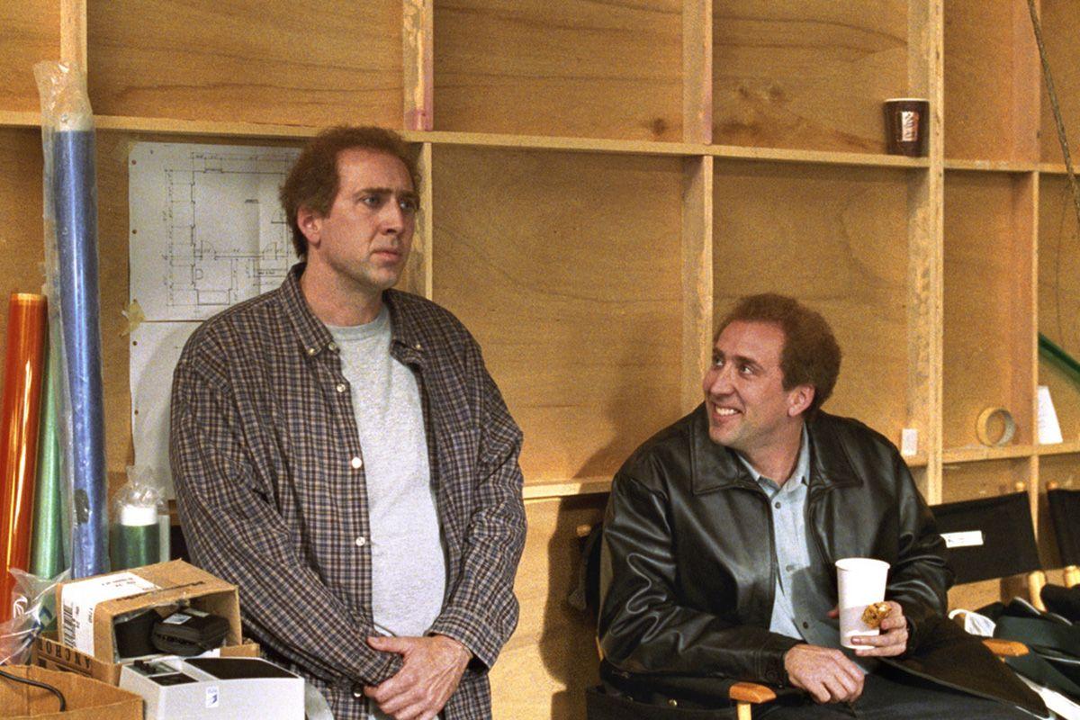 Nicolas Cage vai fazer de si próprio em filme sobre... Nicolas Cage