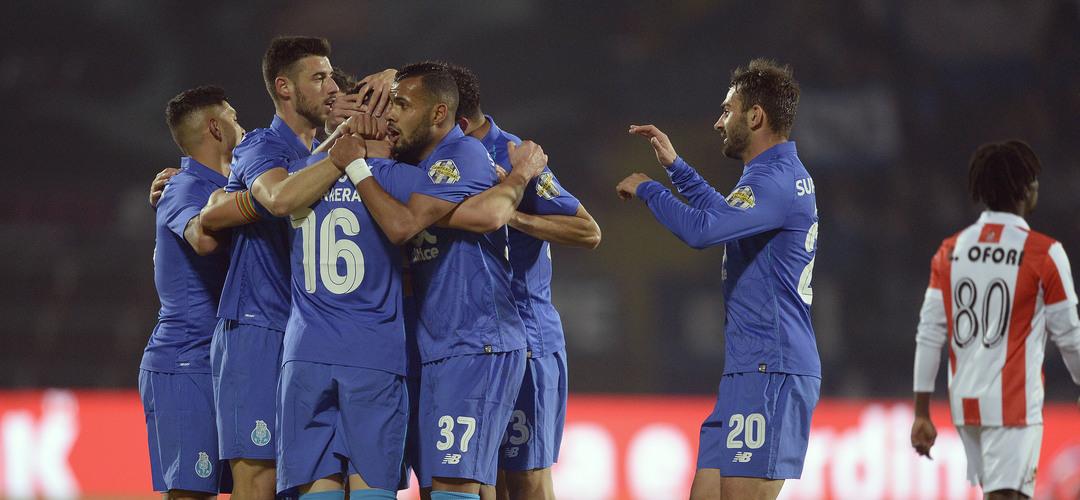 'Bebés' do Mar deram luta, mas caíram no último suspiro frente ao FC Porto