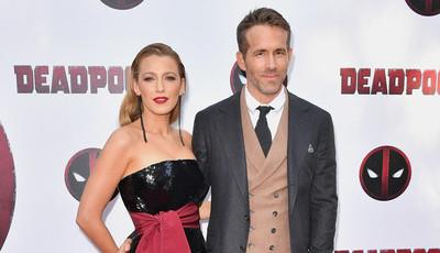 O motivo da filha de Blake Lively e Ryan Reynolds chamar-se James