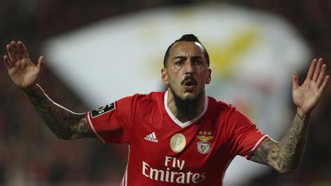 Mitrogolo: No Benfica tem sido ele e mais 10