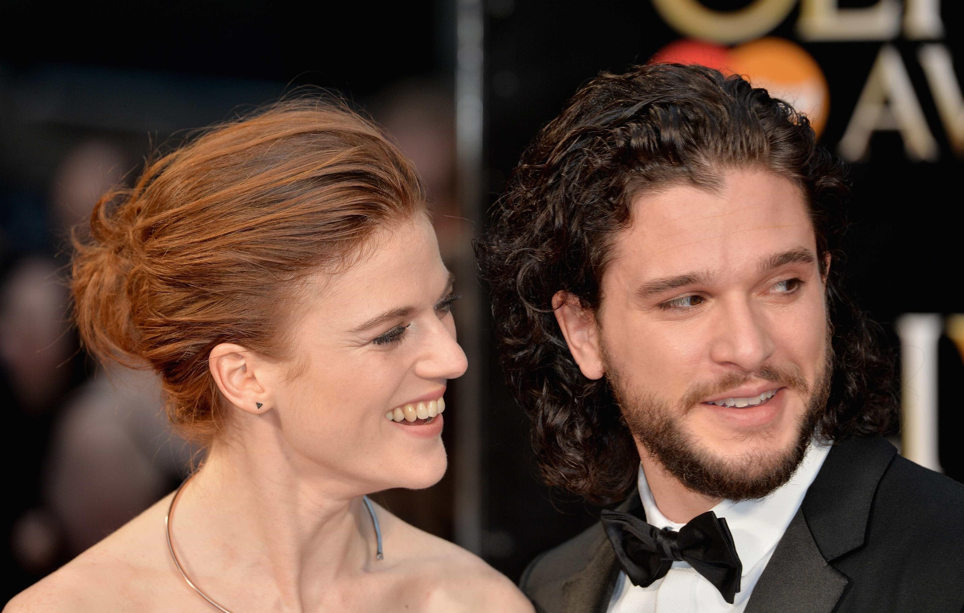 Revelada data de casamento dos atores de 'Game of Thrones'