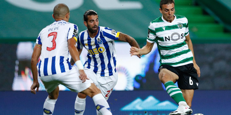 Classico Memoravel Em Alvalade Sporting E Fc Porto Dividem Pontos Em Jogo De Quatro Golos E Muita Emocao I Liga Sapo Desporto
