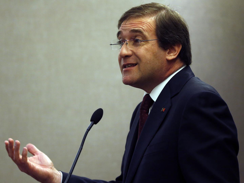 """CGD: Passos considera """"elevadíssimo"""" preço da emissão e acusa Costa de """"passar a culpa"""" para o anterior Governo"""