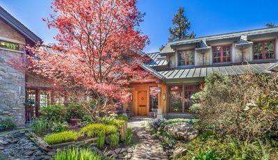 Oprah comprou uma nova casa numa ilha privativa. E é incrível