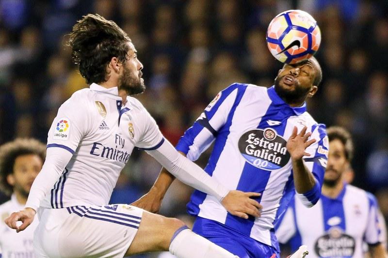 Depois da tareia do Barça, Real responde com goleada ao Corunha