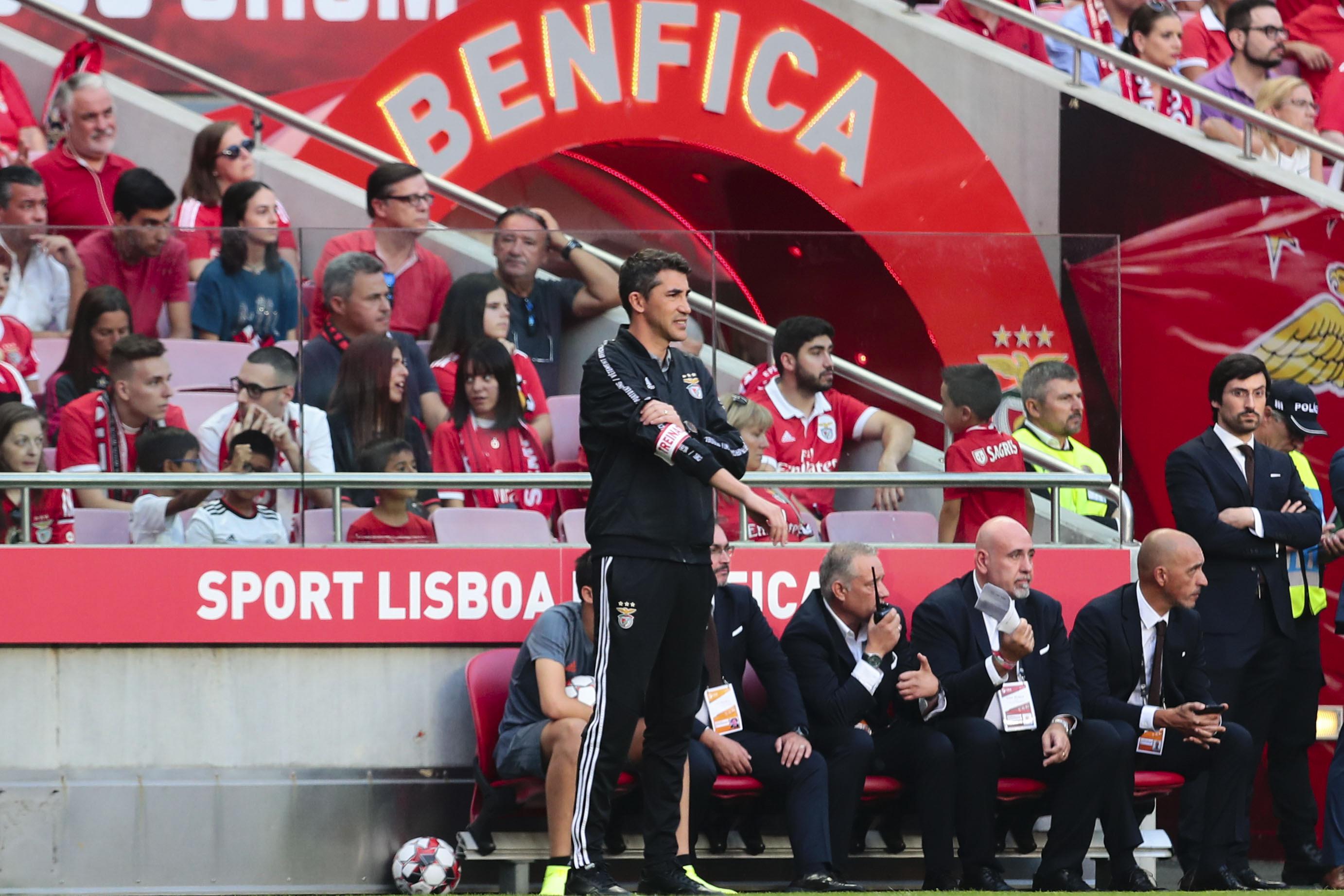 Bruno Lage bate Mourinho e Ronaldo e vence prémio de liderança. João Félix também premiado