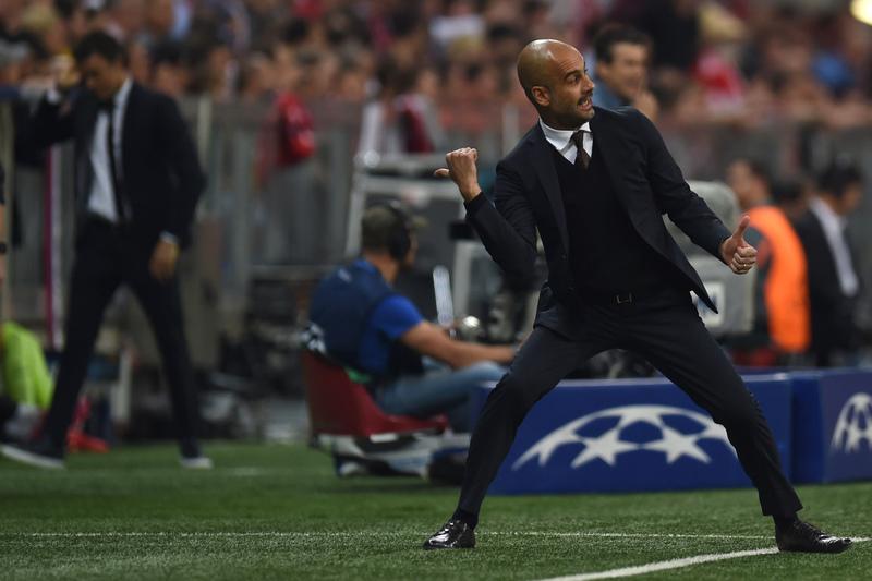 """Guardiola vem para dominar competições e isto aterroriza rivais do City"""