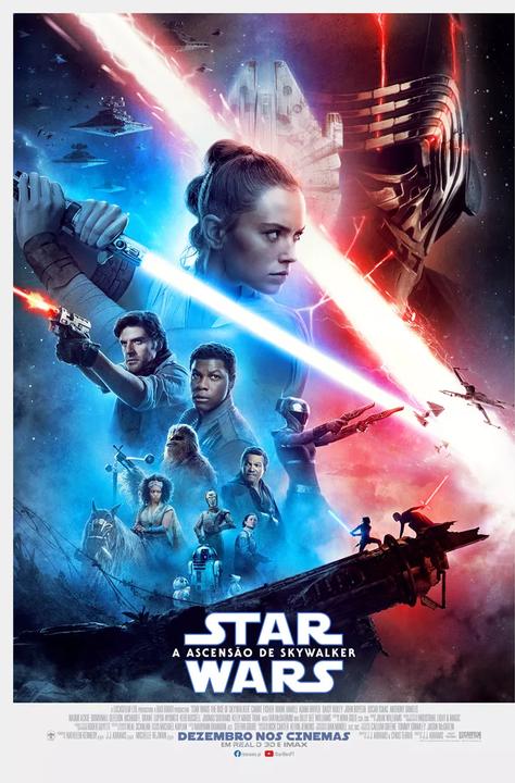 """""""Star Wars: A Ascensão de Skywalker"""": ganhe merchandising do filme"""