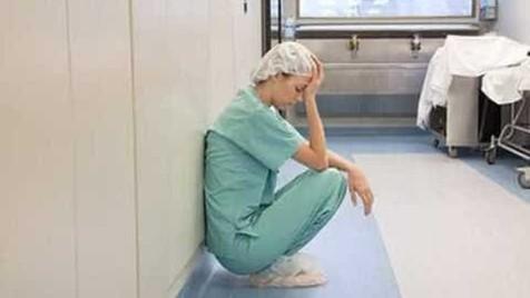 Às vezes dói ser enfermeira