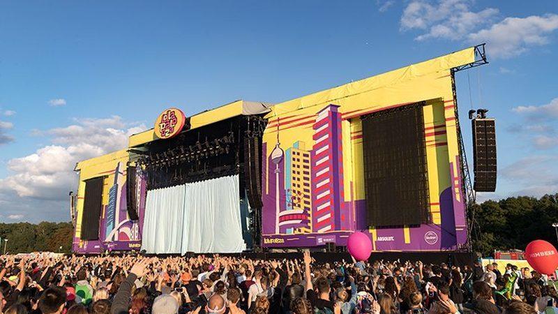 SEAT apoia Lollapalooza Paris e Berlim
