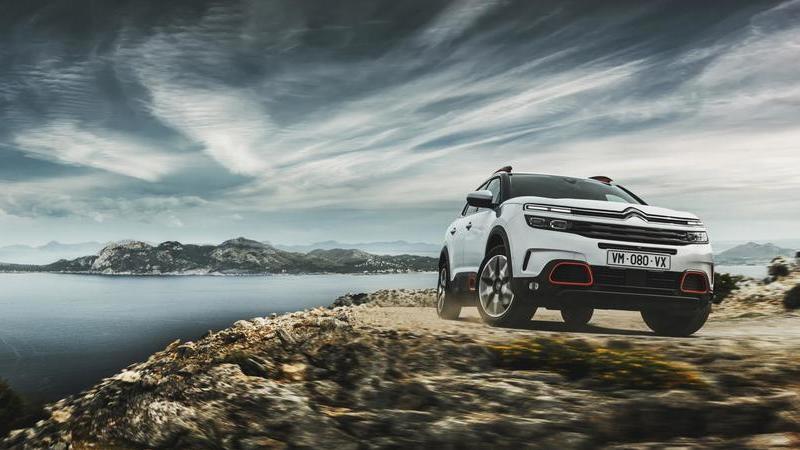 Tudo o que precisa saber sobre o novo Citroën C5 Aircross