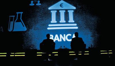 Tempestade perfeita na banca europeia?