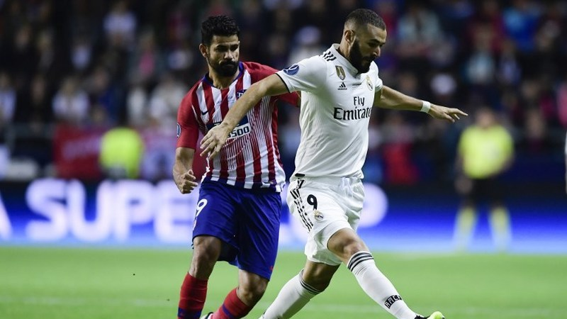 Real Madrid 1-1 Atl. Madrid: Começa a segunda parte da Supertaça Europeia