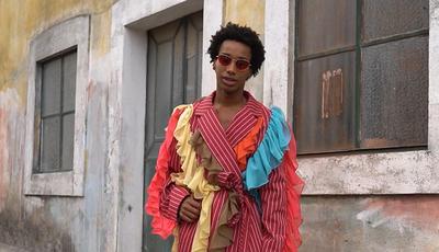 Moda de rua: os melhores looks do último dia da ModaLisboa