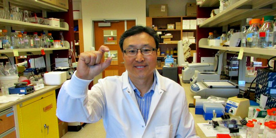 Hoon Sunwoo, cientista da Universidade de Alberta, Canadá