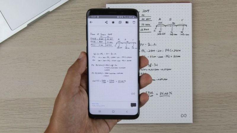 Não deixe que as ideias se percam no papel com a nova aplicação da portuguesa Infinitebook