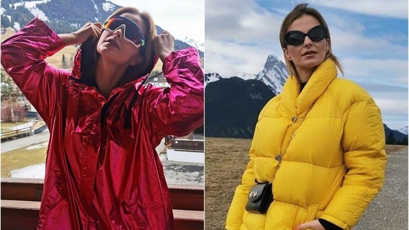 Cristina Ferreira já é a rainha da neve! Eis os melhores looks das férias