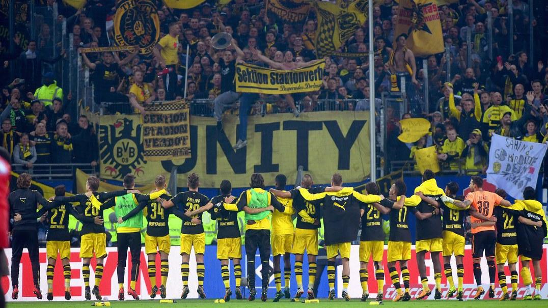 """Borussia Dortmund lança vídeo: """"Futebol e Nazismo não combinam"""""""