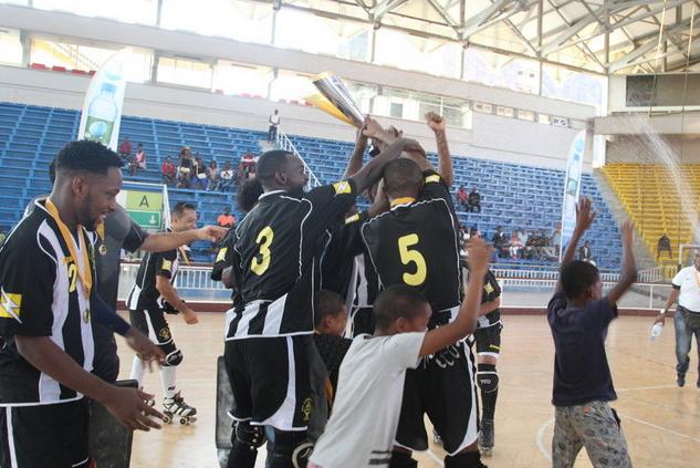 Hóquei: Académica impôe-se na Taça de Angola
