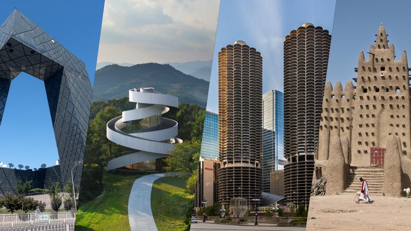 35 obras-primas arquitetónicas que todos devem ver (pelo menos) uma vez na vida. Uma fica em Portugal
