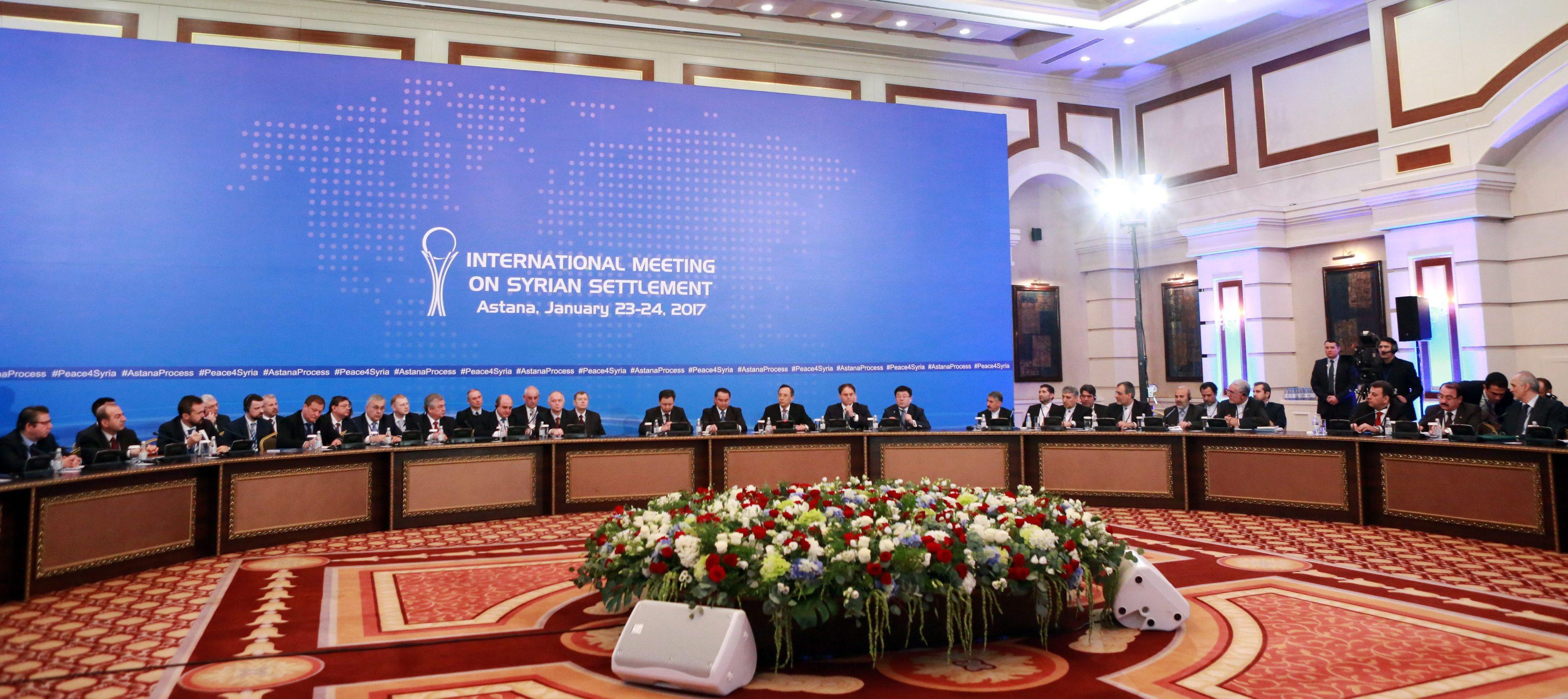 Rússia, Irão e Turquia acordam mecanismo de vigilância de cessar-fogo na Síria