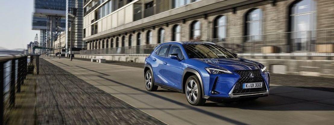 Primeiro elétrico da Lexus desenvolvido pelos mestres Takumi