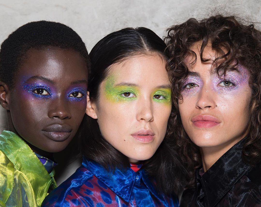 Os melhores looks de Beleza da semana de Moda de Londres