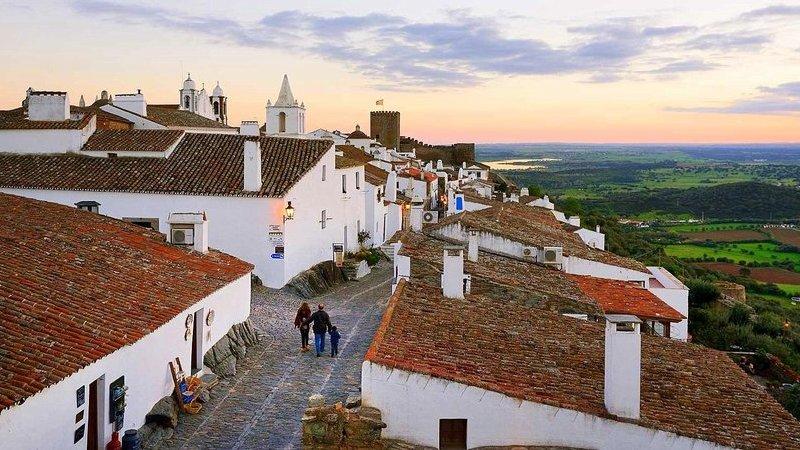 Os centros históricos mais bonitos de Portugal