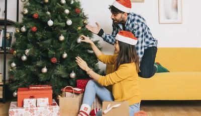 Passe o Natal... sem dores nas costas