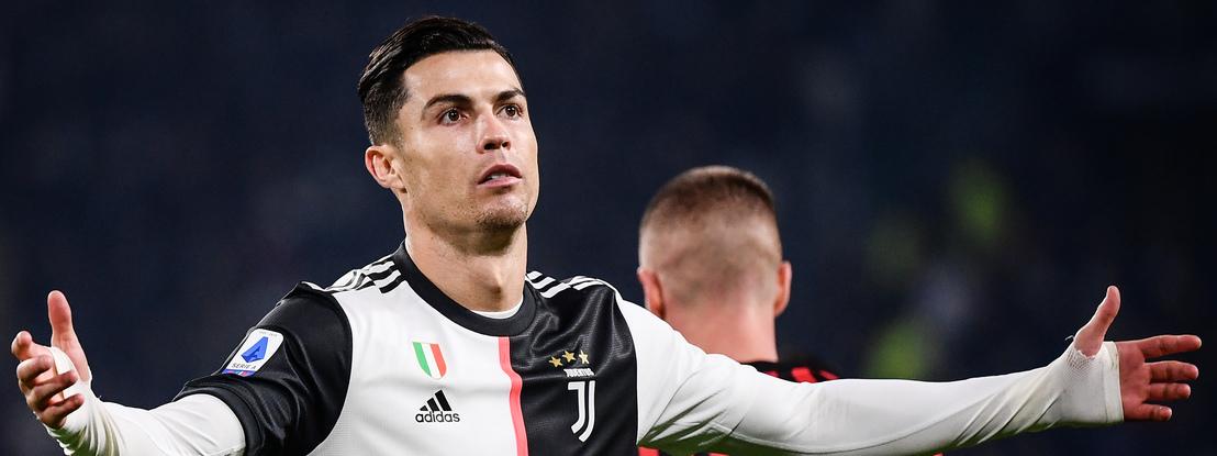 """Imprensa italiana diz que Ronaldo está """"perdoado"""""""