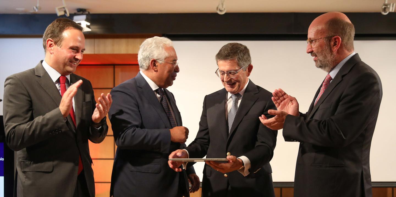 António Costa estima aumento de 40% do investimento público em 2018