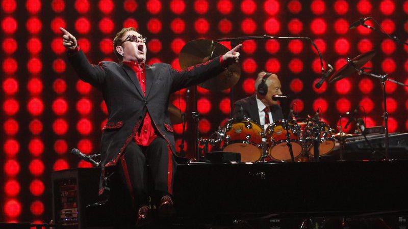 Jovem planeava atentado em concerto de Elton John