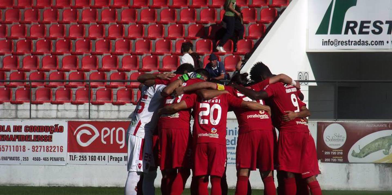 II Liga: Penafiel goleia Sporting B, com reviravolta e 2.ª parte de luxo