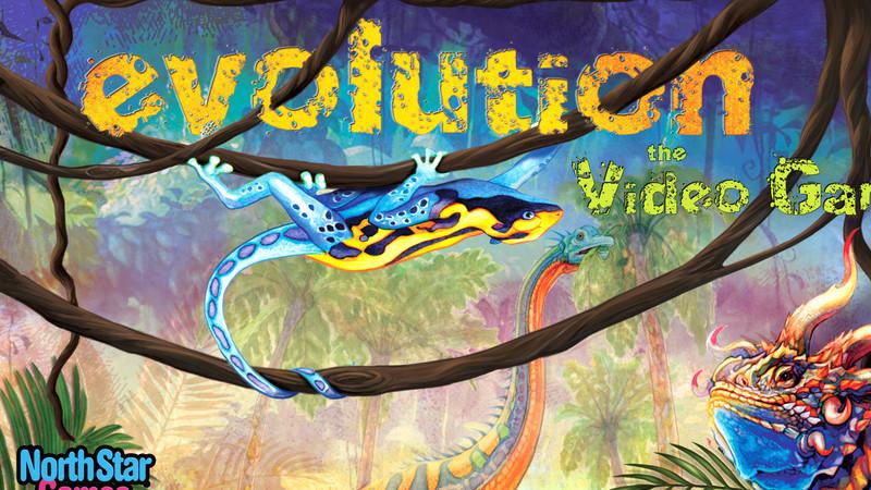 Evolution é o jogo onde terá de adaptar e sobreviver num ecossistema selvagem