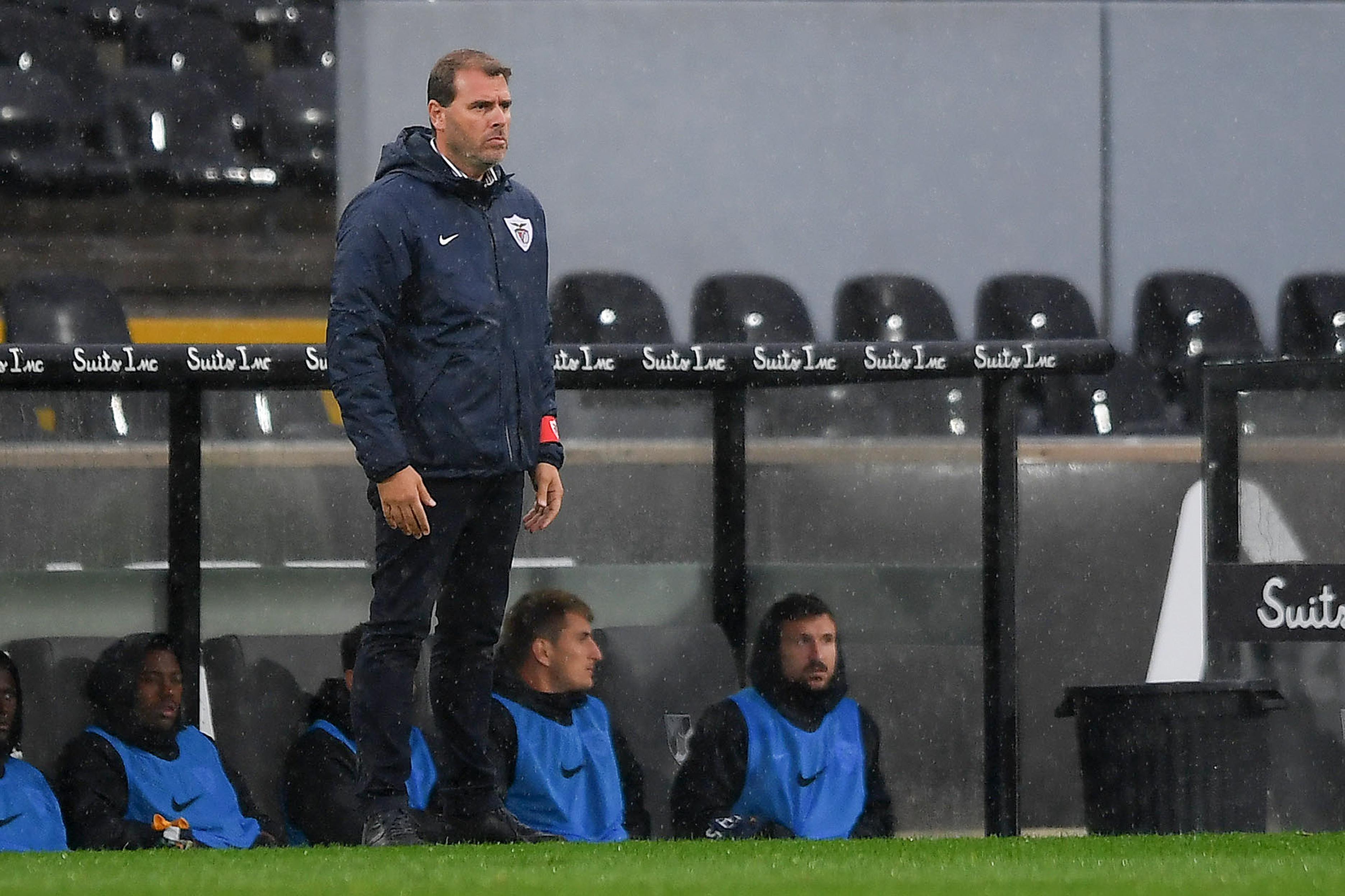 """João Henriques: """"No final da partida fica aquela sensação que podíamos ter outro resultado"""""""