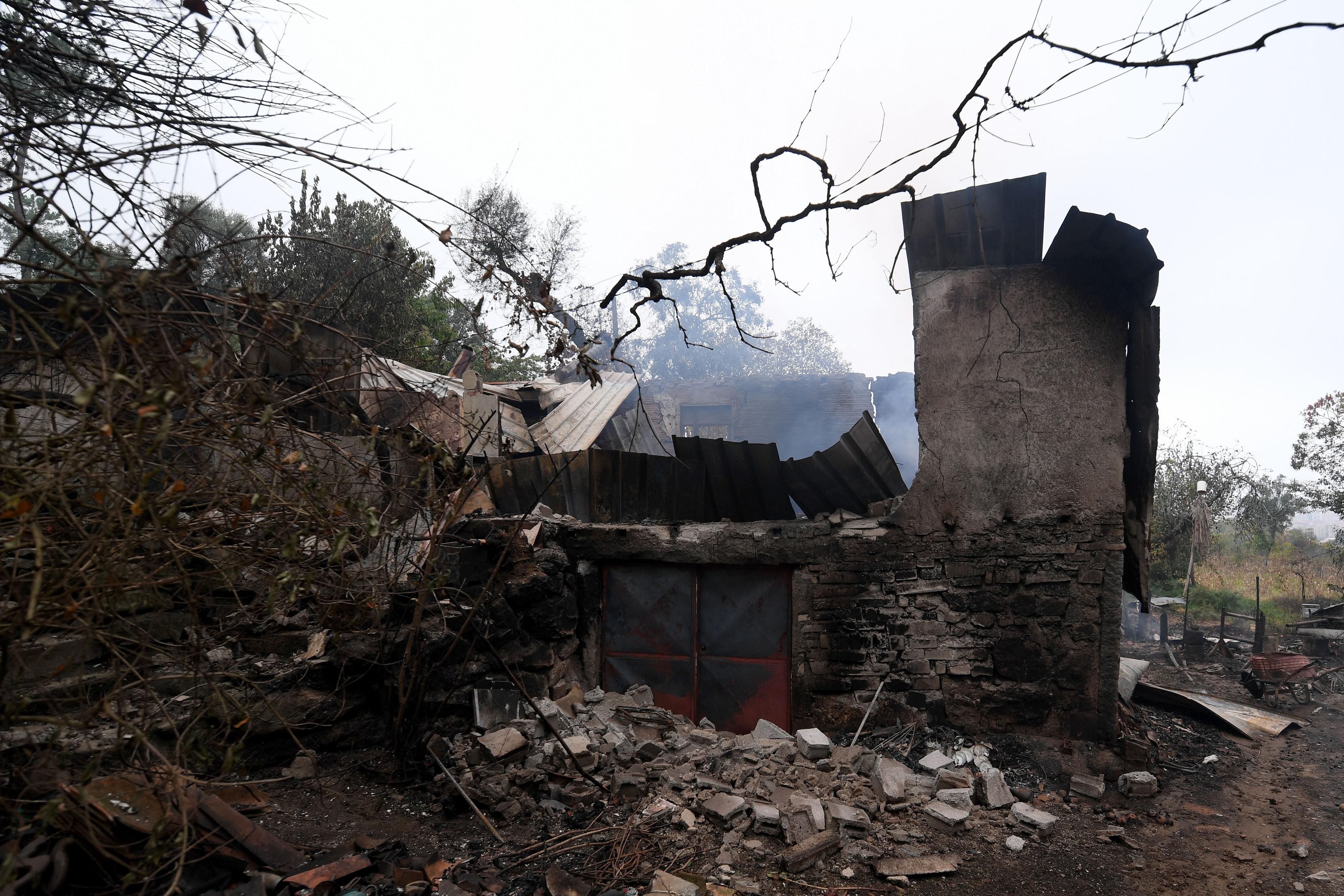 Pontos Essenciais/Incêndios: Trinta concelhos da região Centro atingidos pelas chamas
