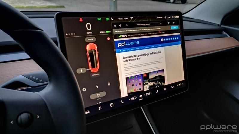 Grande atualização de software Tesla V10 traz Netflix, YouTube e muito mais a estes veículos