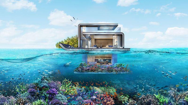 Gostaria de viver numa casa flutuante? Estes são os projetos mais promissores