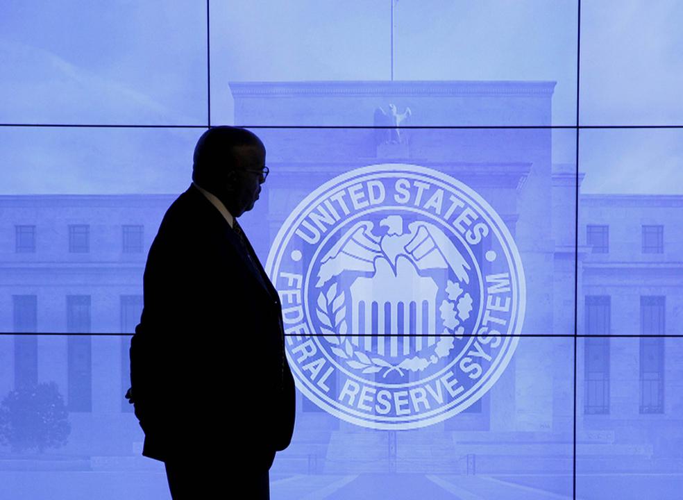 'Dot plot': Mais de dois terços dos membros da Fed não vêem mais subidas nos juros este ano