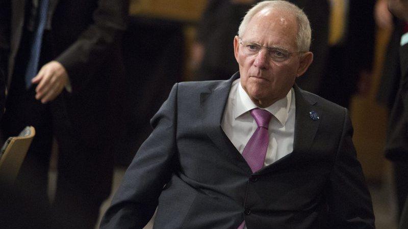 Schäuble: Portugal ia no bom caminho até chegar este Governo