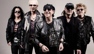"""Scorpions: """"As baladas rock são parte do nosso DNA"""""""