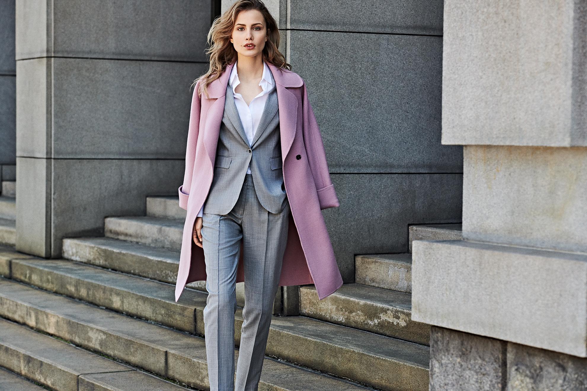 20 fatos de calça e casaco para o seu dia a dia