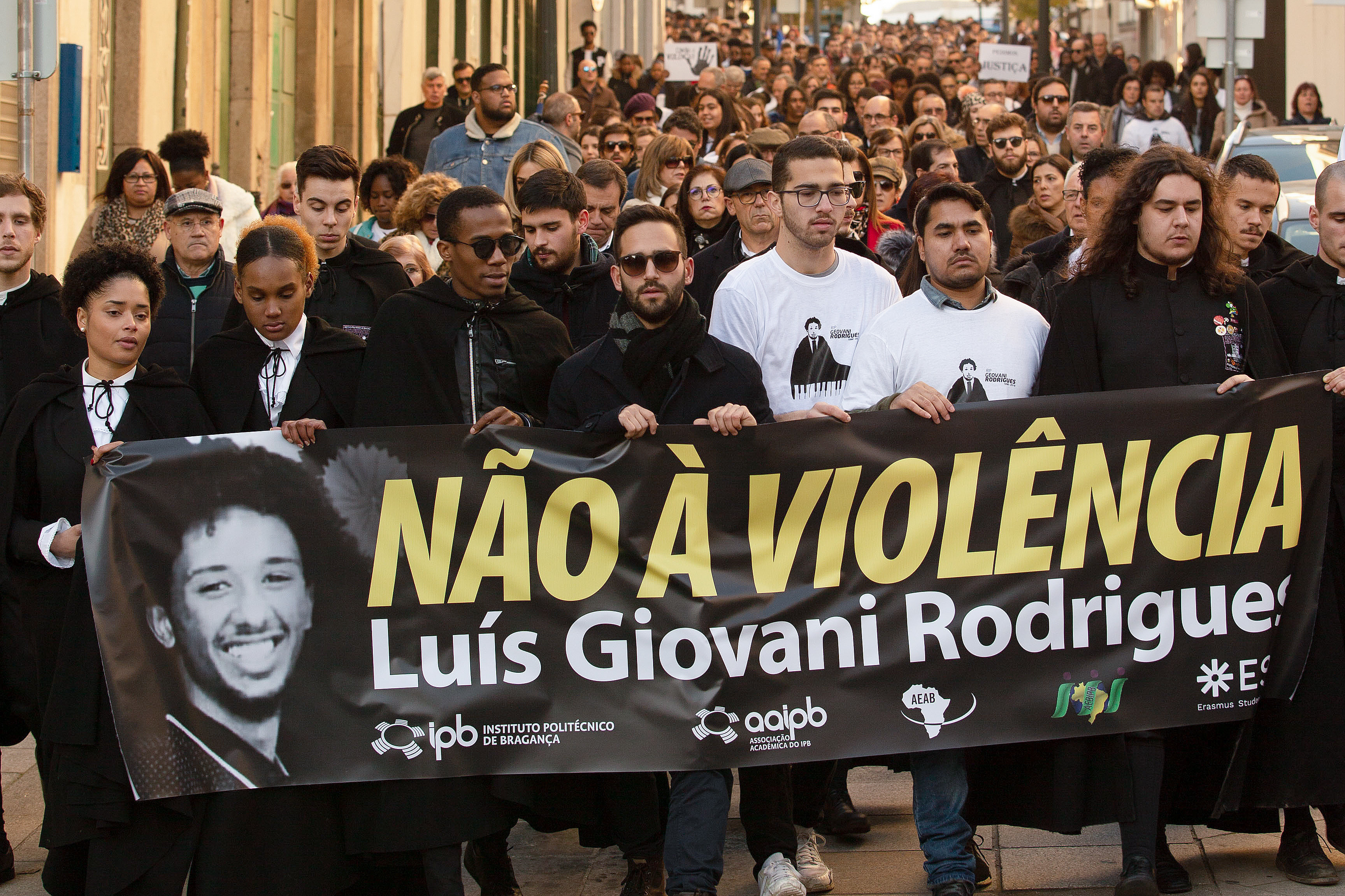 """Giovani Rodrigues foi assassinado em Bragança por """"um grupo de rapazes ciganos""""?"""